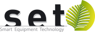 SET Smart Equipment Technology logo
